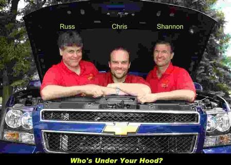 The Under The Hood Radio Show